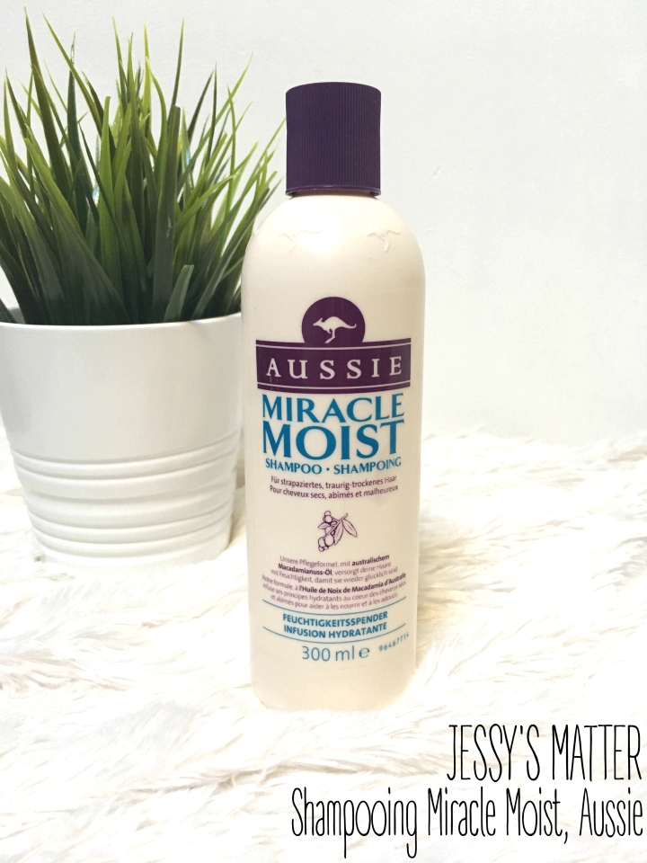 Shampooing Miracle Moist,Aussie