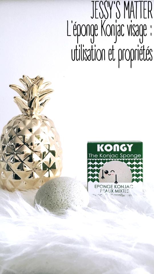 L'éponge Konjac visage : utilisations etpropriétés